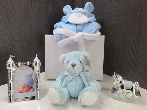 Hug a Boo Baby - Blue
