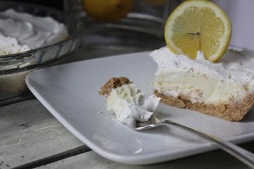 Lemon Icebox Cheeseball or Pie