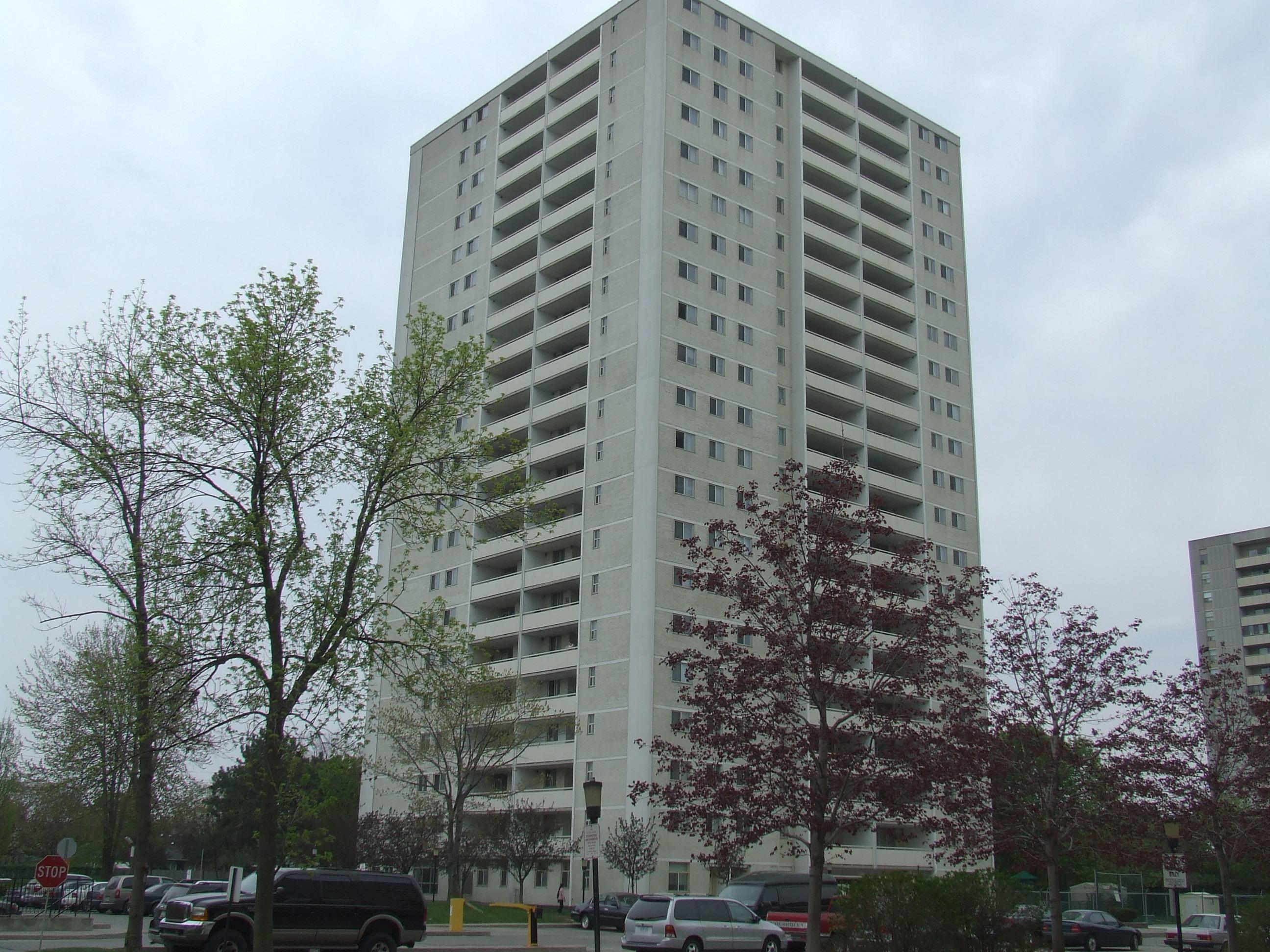 York Mills Condominium - (1350)