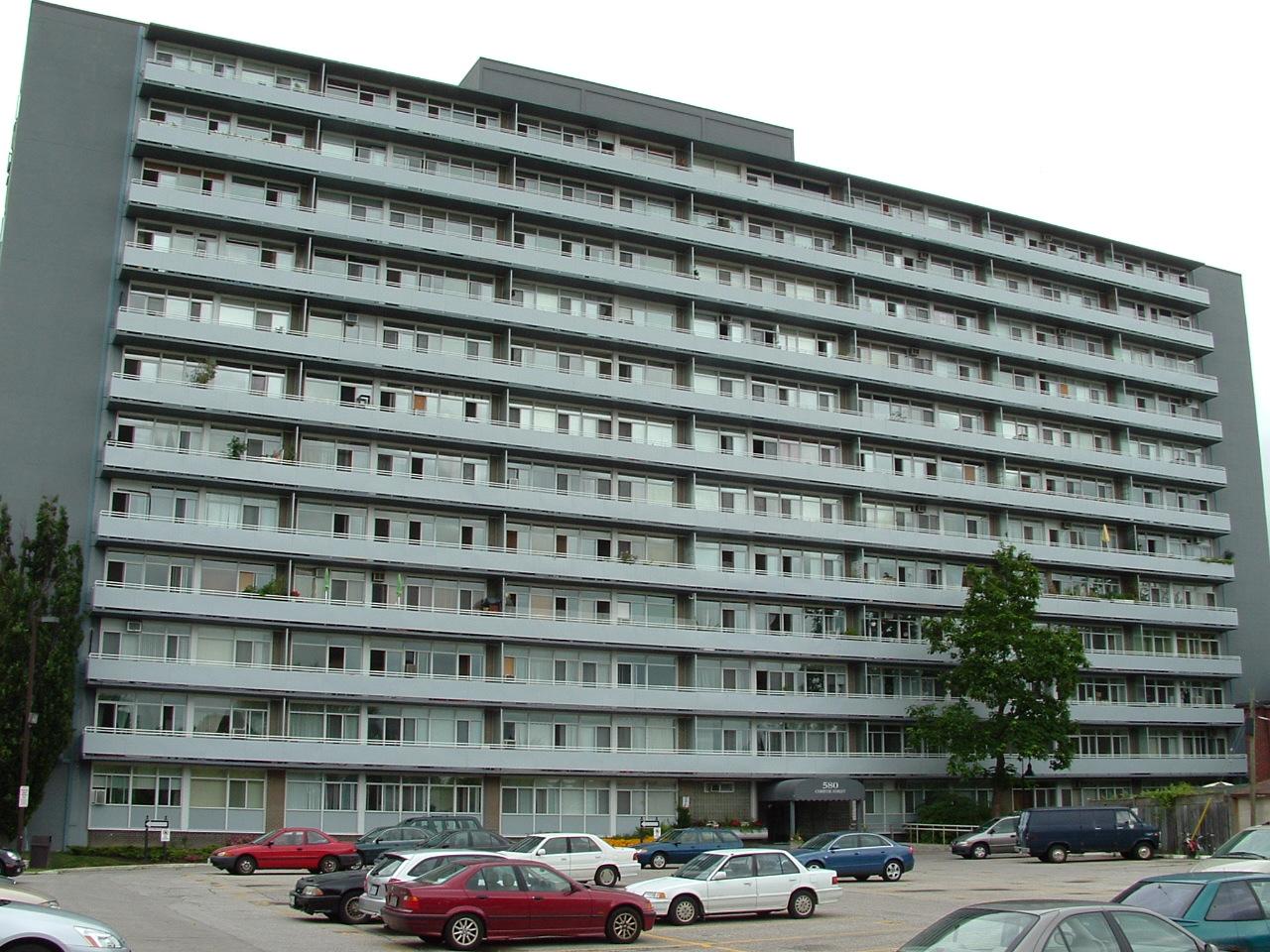 580 Christie Condominium