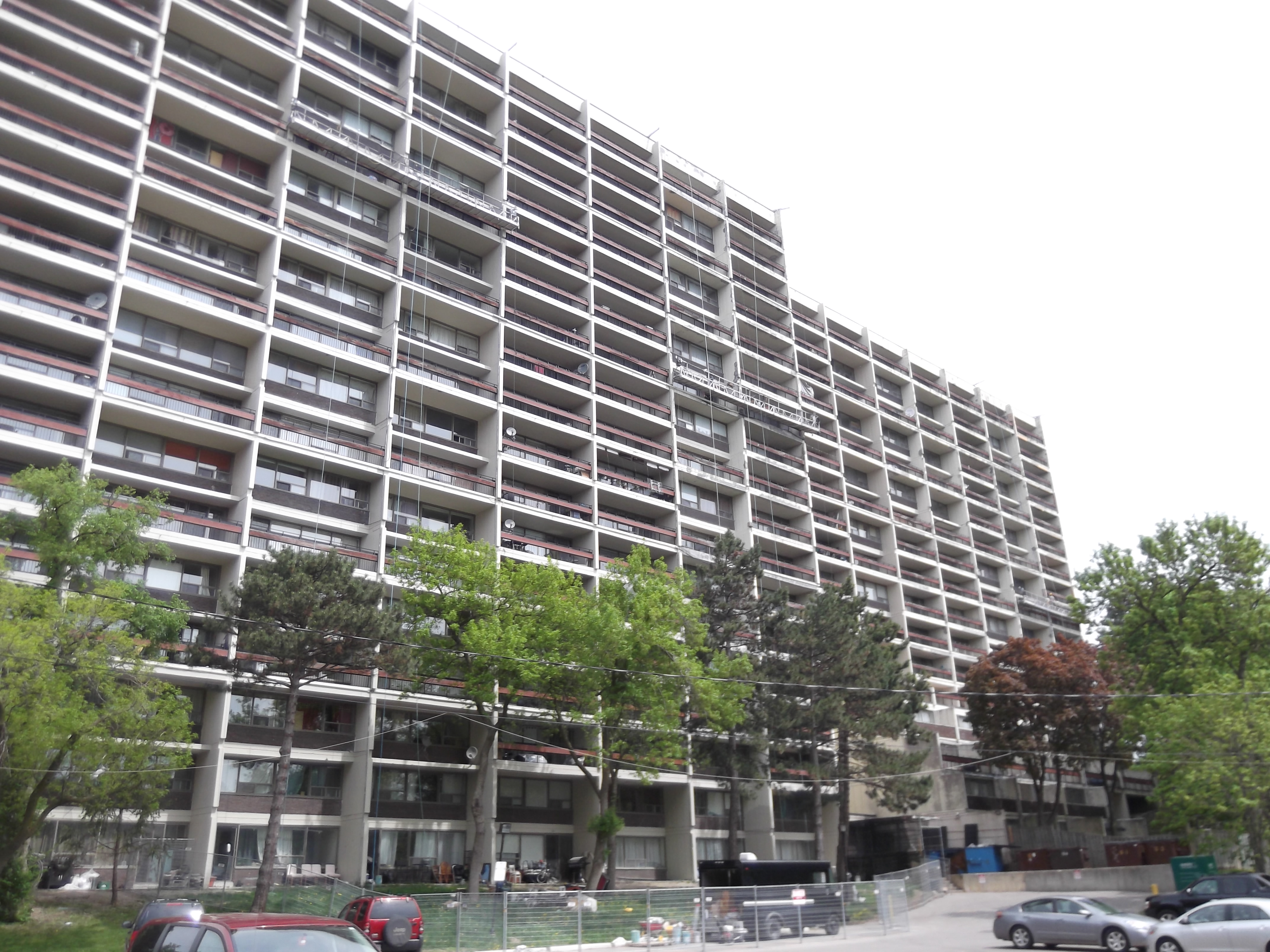 Finch Ave Apts - Brown Group