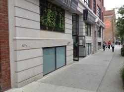 Spadina Storefront Repairs