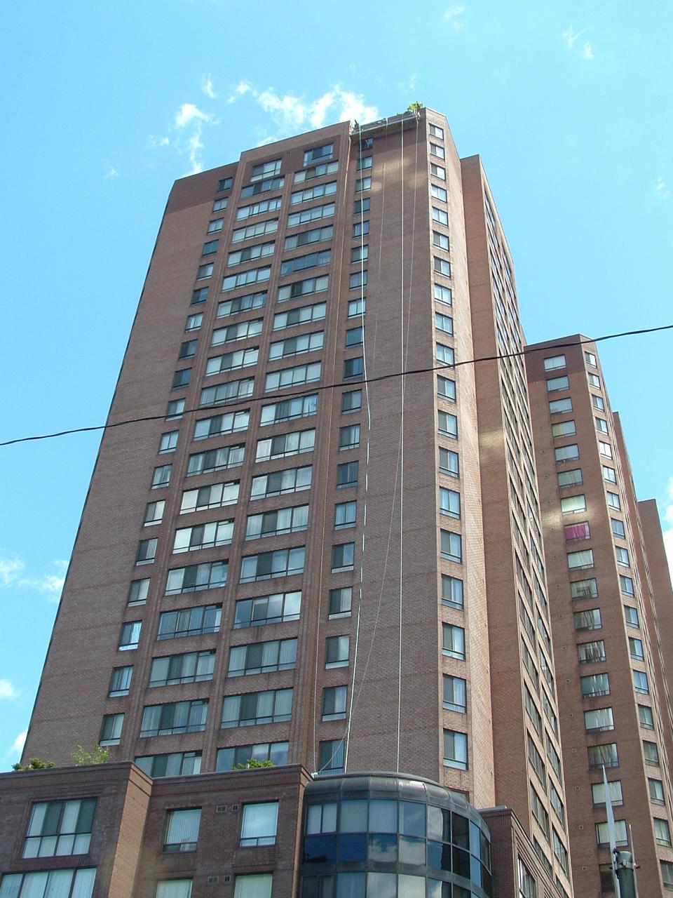 Bay Street Condominium