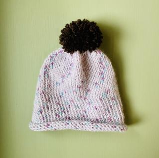 Girl Toddler Hat