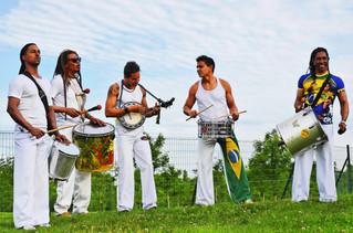 Musiciens Brésiliens