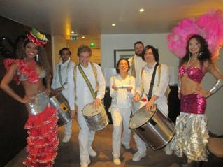 Carnaval à la Maison de l'Amérique Latine
