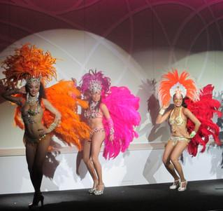 Samba Brasil a fêté le nouvel an avec Ose Events au HCenter