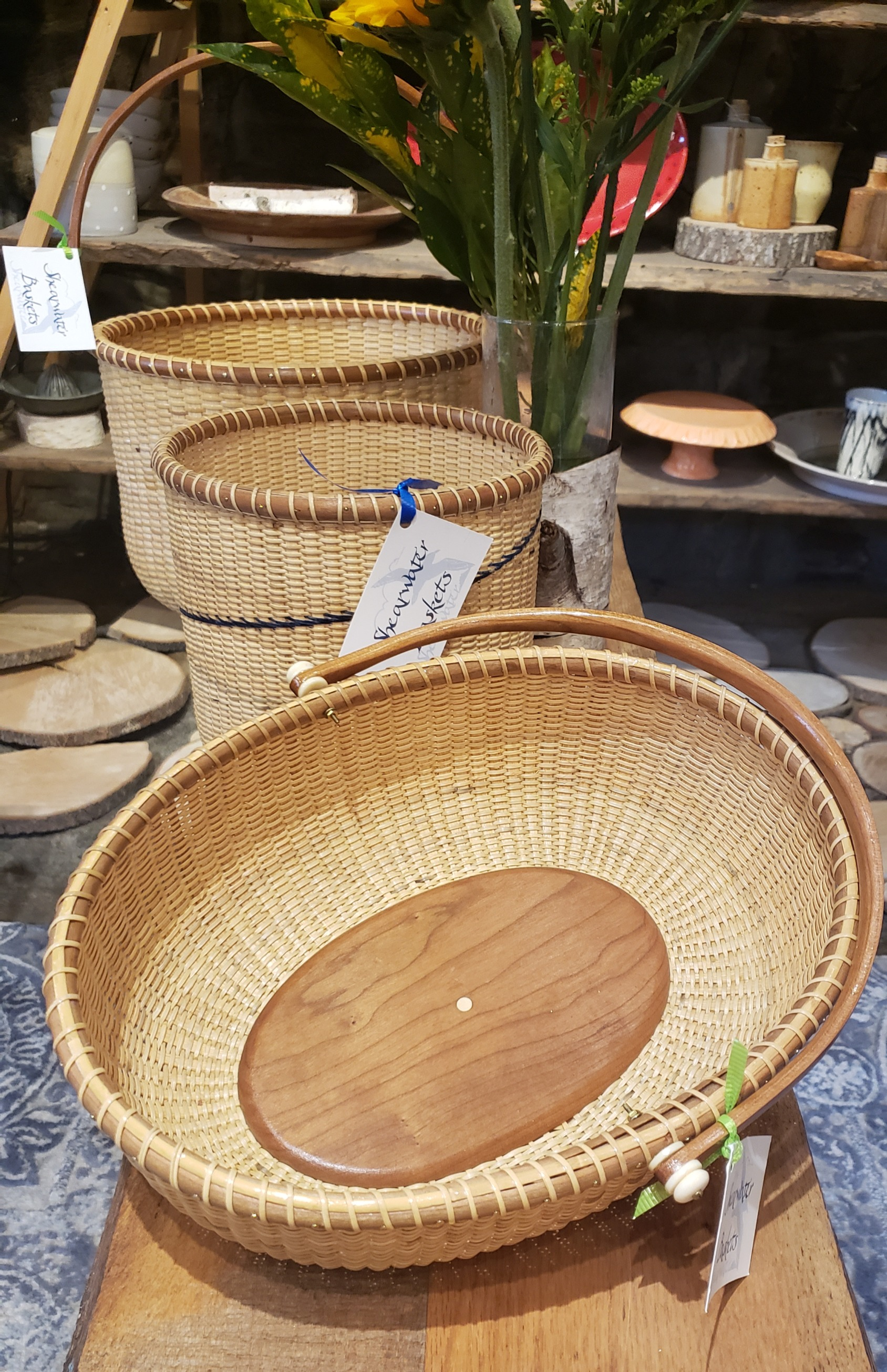 Shearwater Baskets