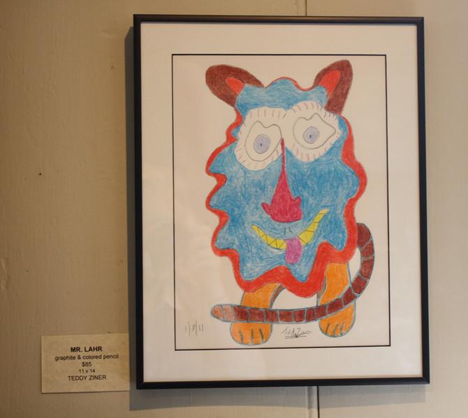 Artist Spotlight: Teddy Ziner