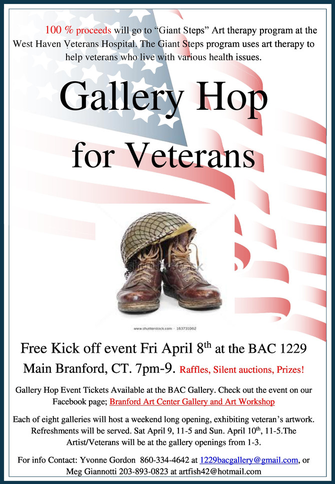 Event: Gallery Hop