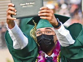Canyon High Class of '21: 'We grew because of each other'
