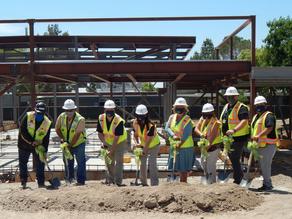 Cedarcreek Elementary, Skyblue Mesa break ground on new facilities
