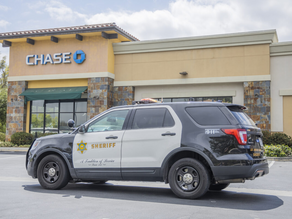 Deputies respond to reported robbery