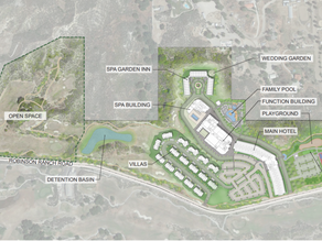 Proposed Sand Canyon Resort appealed to City Council