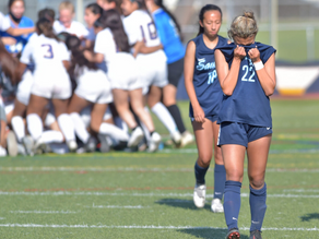 Girls soccer: Saugus' CIF title hopes dashed by OT penalty kick