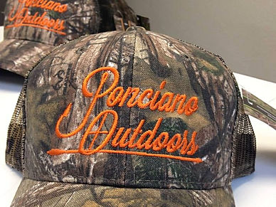 custom embroidered hat
