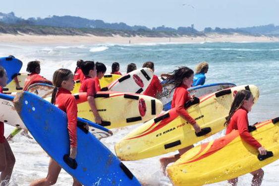 School Surf Education and Surfing Skills