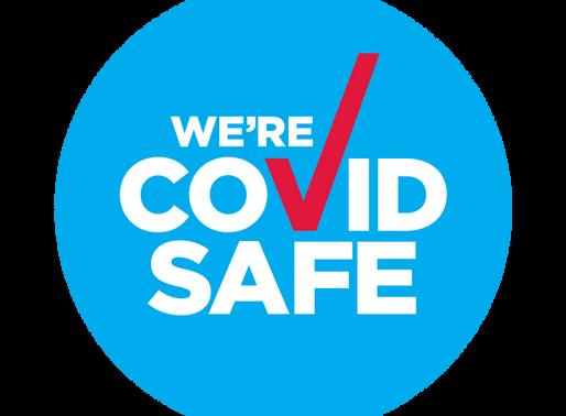 SEA Australia Covid 19 safety plan