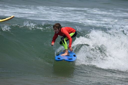 Kids Advanced Surfing 8 week course