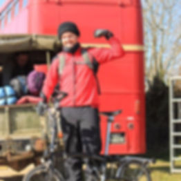 Transformational cycling adventures