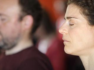 Meditation - zu Risiken und Nebenwirkungen fragen Sie Ihren Arzt oder Apotheker!