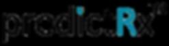 predictRx Logo black blue.png