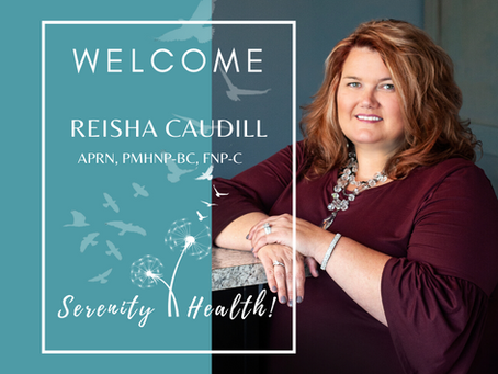 Welcome Our New Psych Nurse Practitioner Reisha Caudill!