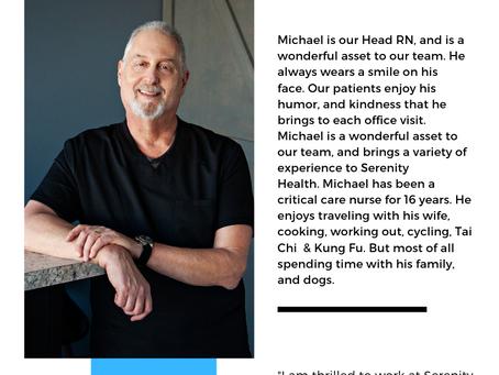 Meet Michael!