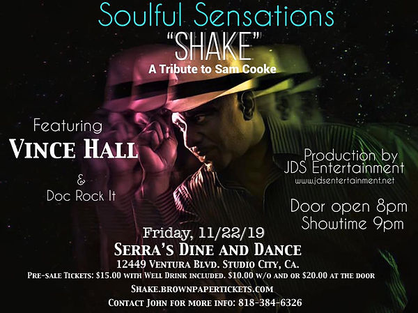 Soulful Sensations Vince Hall Concert.jp