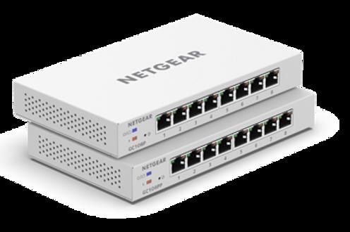 Netgear GC510P 8 Port Insight Managed POE Switch
