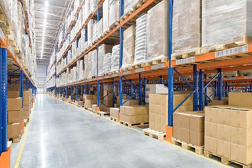 Warehouse monitoring starter package