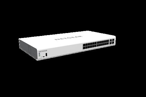 Netgear GC728XP 28 Port High-Power POE Switch
