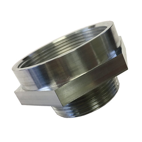 """Adapter for 1.5"""" NP tank fitting"""