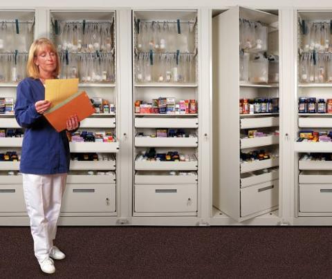 Medical Storage Monitoring Kit