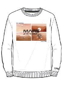 MARS09S - SWEATSHIRT UNISEX
