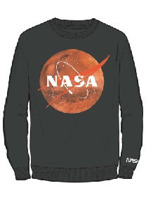 MARS12S - SWEATSHIRT UNISEX