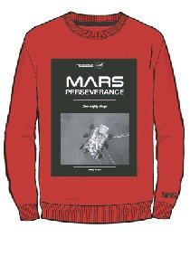 MARS03S - SWEATSHIRT UNISEX