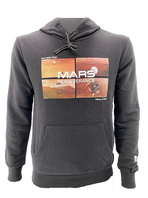 MARS08H - HOODY SWEATSHIRT UNISEX