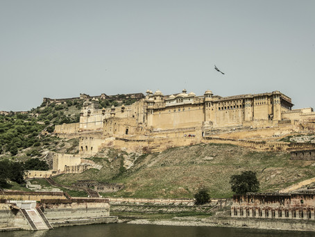 Forts, Jaipur's most iconic landmarks