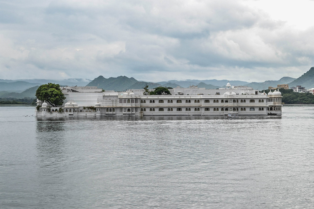 City Lake Palace Udaipur