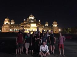 Jaipur by Night tour   Albert hall
