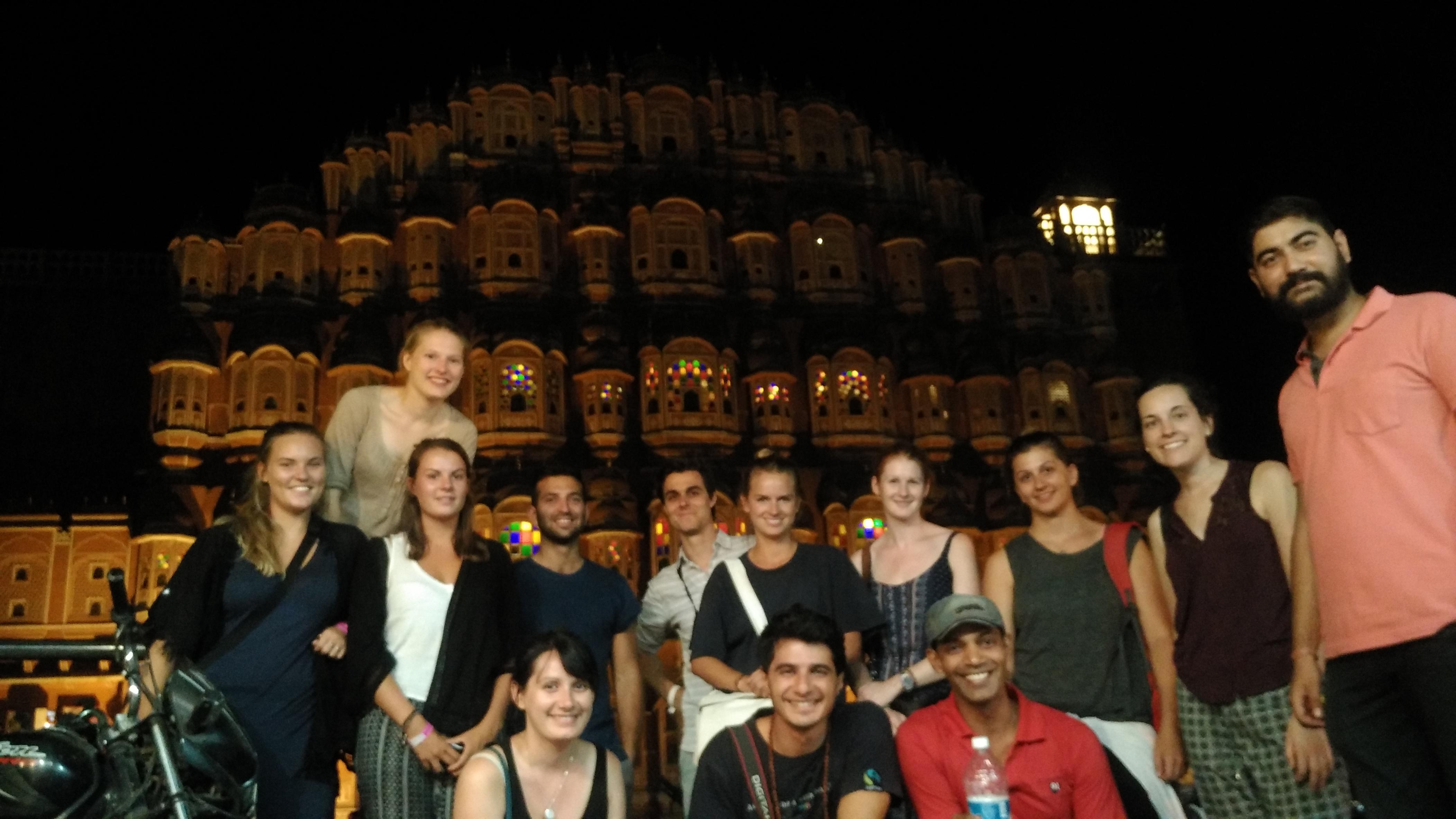 Jaipur by Night tour