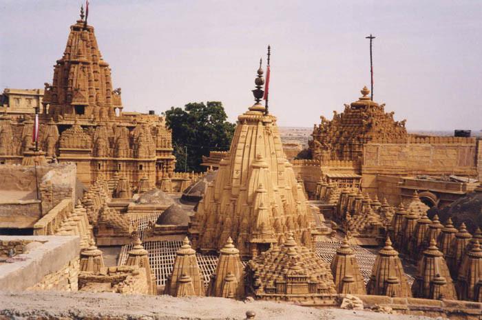 Jain Temples Jaisalmer