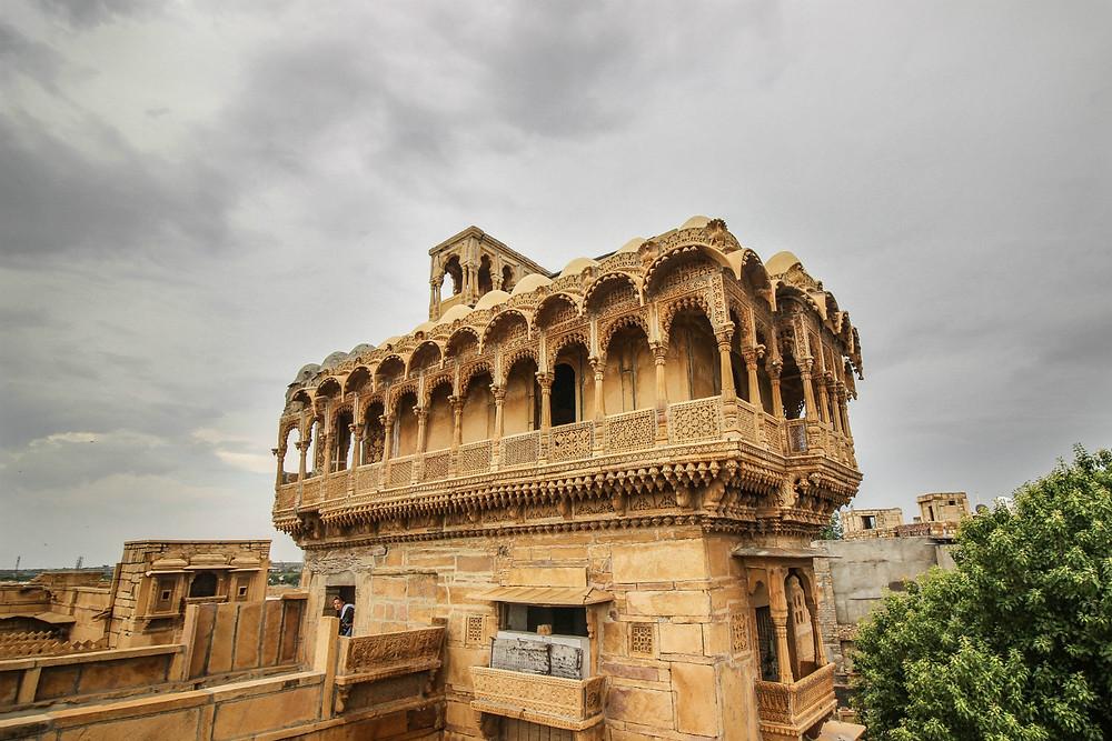 Patwon Ji Ki Haveli Jaisalmer