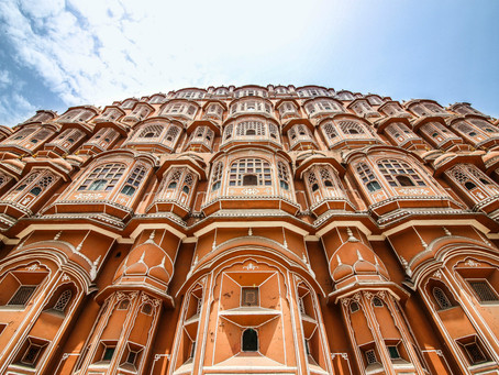 Top 5 places to visit in Jaipur