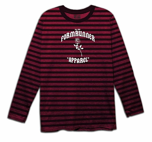 "FORMRUNNER ""STRIPED"" LONG SLEEVE"