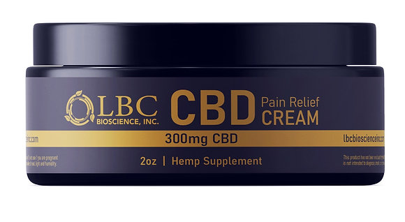 CBD Hemp Pain Recovery Cream