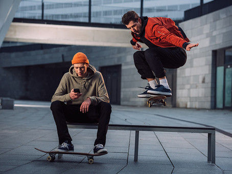 How Skateboards Saw A Boom During The Pandemic