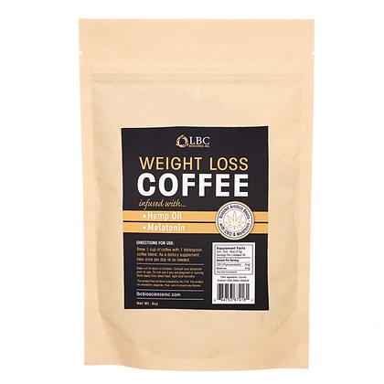 CBD Weight Loss Coffee 100mg