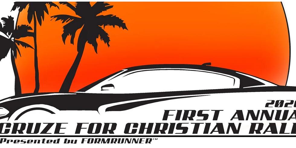 CRUZE FOR CHRISTIAN